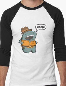 Sheriff Shark Men's Baseball ¾ T-Shirt