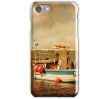 Bude Boats iPhone Case/Skin