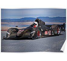 2007 Stohr WR 1 SCCA P1 Race Car Poster