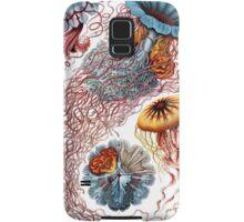 Haeckel Jellyfish Samsung Galaxy Case/Skin