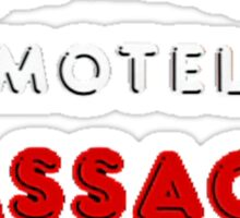 Mountaintop Motel Massacre (Main Title) Sticker