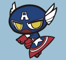 Capitan America! by Vikicx