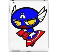 Capitan America! iPad Case/Skin