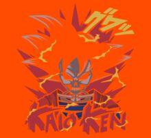 Goku Skull Kids Tee