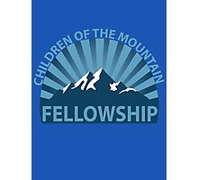 Children of the Mountain Fellowship Photographic Print