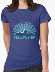 Children of the Mountain Fellowship Womens Fitted T-Shirt