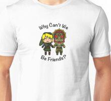 Link & Ganondorf Unisex T-Shirt