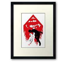 Joker's Got Balls Framed Print