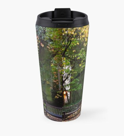 Quiet space in the City Travel Mug