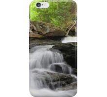 Just Below Seneca Falls  iPhone Case/Skin