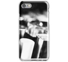 B&W Lipsticks iPhone Case/Skin