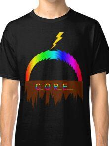 C O R E (Colours Of Rainbow Electrocuted) Classic T-Shirt