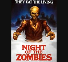 NIGHT OF THE ZOMBIES Unisex T-Shirt