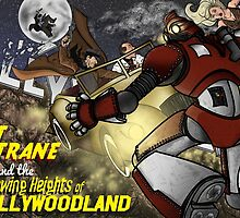 Colt Coltrane and the Harrowing Heights of Hollywoodland by Allison Dickson