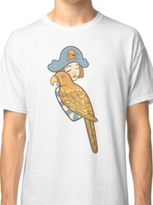 Talk like a parrot Classic T-Shirt