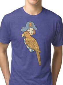 Talk like a parrot Tri-blend T-Shirt