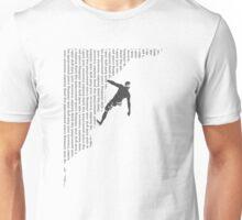 T11 Typography Climbing Unisex T-Shirt