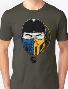 Born Enemies Unisex T-Shirt