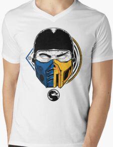 Born Enemies Mens V-Neck T-Shirt