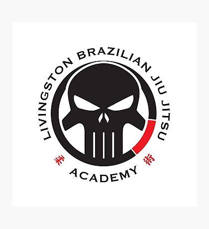 Livingston Brazilian Jiu Jitsu Academy Photographic Print