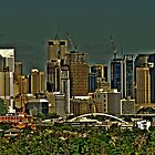 BRISBANE with my eyes by hans p olsen
