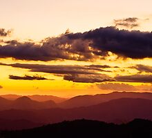 Valles del Tuy Sunset 2 by Jase036