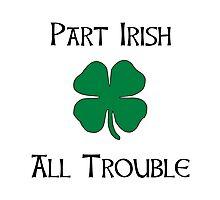 Part Irish Photographic Print