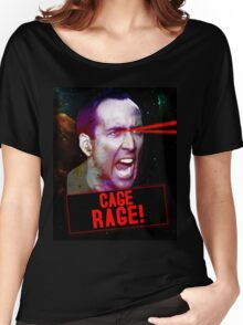 Nicolas Cage Rage! Women's Relaxed Fit T-Shirt