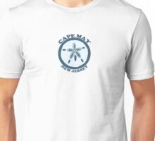 Cape May - New Jersey. Unisex T-Shirt