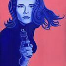Emma Peel by Conrad Stryker