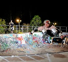 Iain Frontside Air by Bill Fonseca