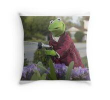 Kermit  Throw Pillow