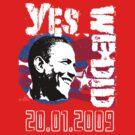 Barack Obama - Yes We Did 20/01/2009 II by MVP1
