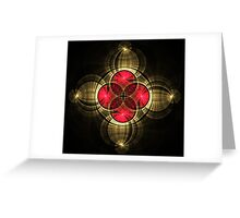 Riches Greeting Card