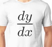 Derivative Calculus Unisex T-Shirt