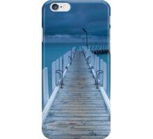 Safety Beach Jetty iPhone Case/Skin