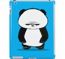 Big Panda iPad Case/Skin
