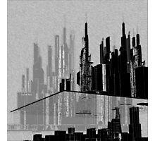 Mercur city Photographic Print