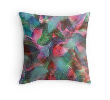 Blue Haze Throw Pillow