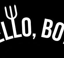 Hello, Boys created by Mark Sheppard by Mikayla Dawson
