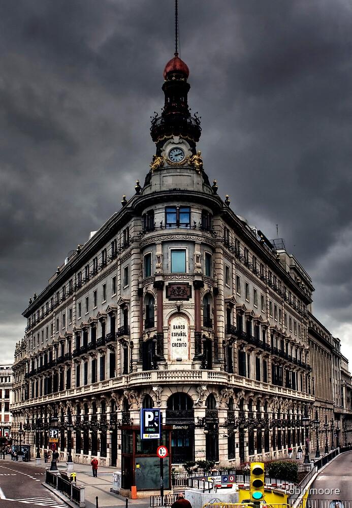 banco español de crédito by robinmoore