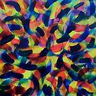 Gestural Gestalt Gone Gonzo by charlespeckcom