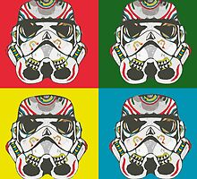 Storm trooper pop art by shpalman85