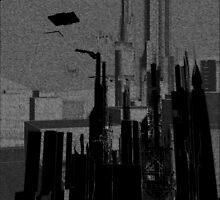 Lost city by Jean-François Dupuis