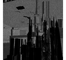 Lost city Photographic Print