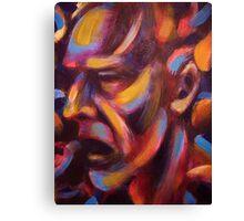 Gone Gonzo 2 Canvas Print