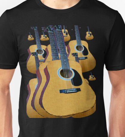 Guitars Rock!! Unisex T-Shirt