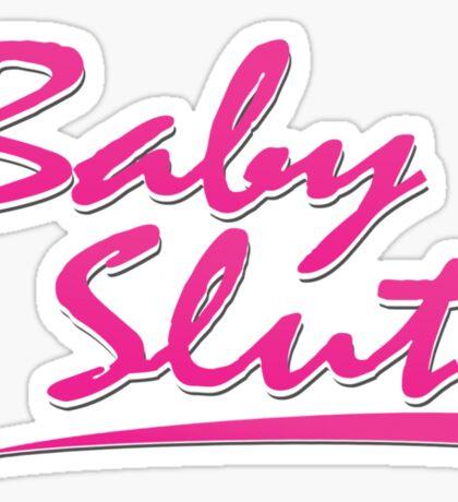 Baby Slut Sticker