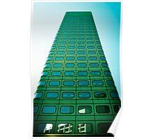 Hong Kong Architecture  Poster
