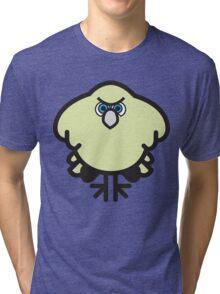 One Pissed Off Bird Tri-blend T-Shirt